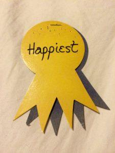 happiest pumpkin award